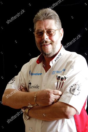 Editorial picture of Martin 'Wolfie' Adams, winner of the 2010 BDO Lakeside World Professional Darts Championship Trophy, Britain - 11 Jan 2010