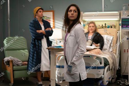 Shoshannah Stern as Dr. Lauren Riley