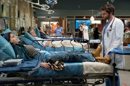 Editorial image of 'Grey's Anatomy' TV Show, Season 16 - 2020