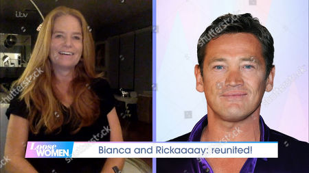 Stock Picture of Patsy Palmer, Sid Owen