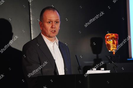 Chairman of BAFTA David Parfitt