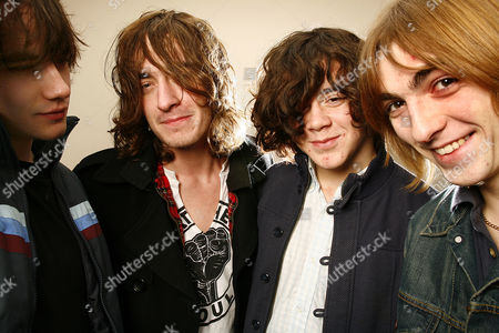 The View - Kieren Webster, Pete Reilly, Kyle Falconer and Steven Morrison