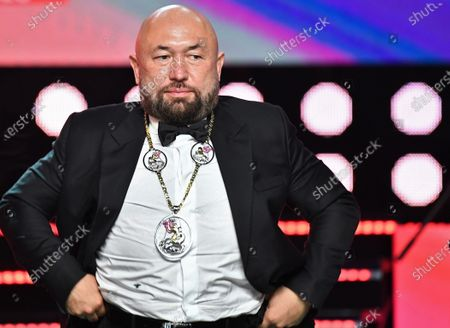 Editorial image of 42nd Moscow International Film Festival, opening ceremony, Russia - 01 Oct 2020