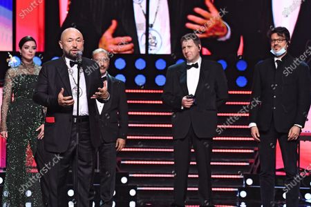 Editorial photo of 42nd Moscow International Film Festival, opening ceremony, Russia - 01 Oct 2020