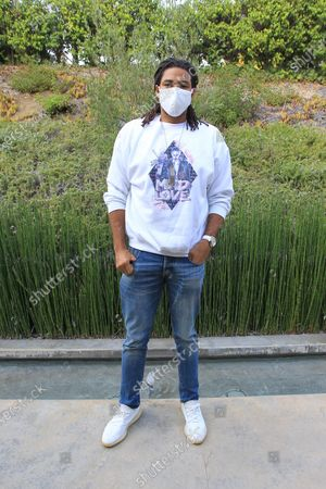 Editorial photo of Celebrities out and about, Los Angeles, USA - 01 Oct 2020