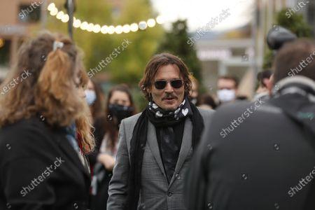 Editorial picture of Zurich Film Festival 2020, Switzerland - 02 Oct 2020