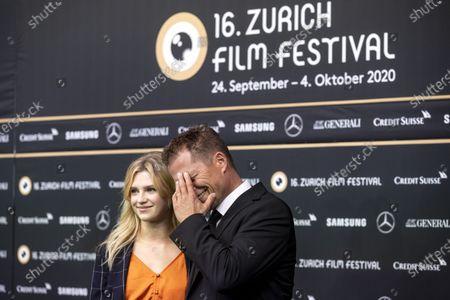Editorial photo of Zurich Film Festival 2020, Switzerland - 02 Oct 2020