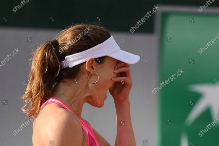 Stock Photo of Alize Cornet