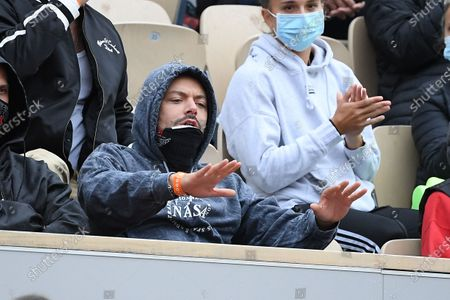 Editorial photo of French Open Tennis, Day Six, Roland Garros, Paris, France - 02 Oct 2020