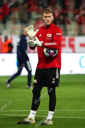 Editorial photo of FC Union Berlin vs FSV Mainz 05, Germany - 02 Oct 2020