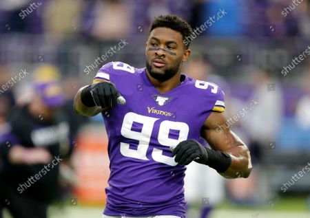 Editorial picture of Vikings Hunter Football, Minneapolis, United States - 29 Dec 2019