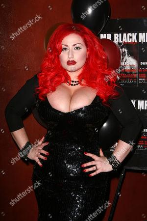Editorial image of Daniel DiCriscio's Sinful Sexy Selebrity Birthday Bash, Bardot nightclub, Hollywood, Los Angeles, America - 12 Jan 2010