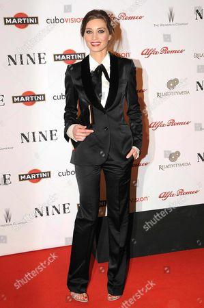 Editorial photo of 'Nine' Film Premiere, Rome, Italy - 13 Jan 2010