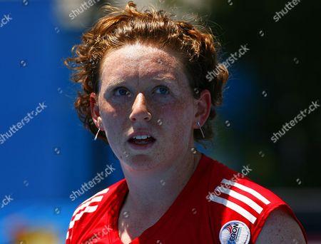 Naomi Cavaday of Great Britain