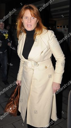 Stock Image of Sarah Ferguson, Duchess of York