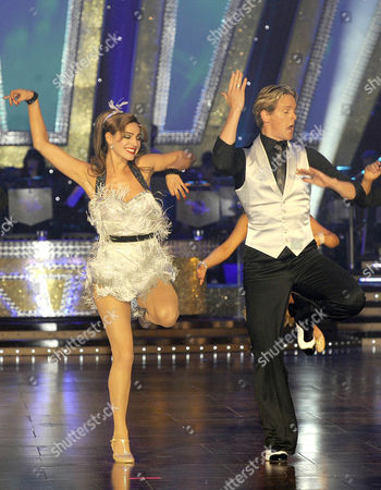 Editorial photo of Strictly Come Dancing-Live MEN Arena, Manchester, Britain - 15 Jan 2010