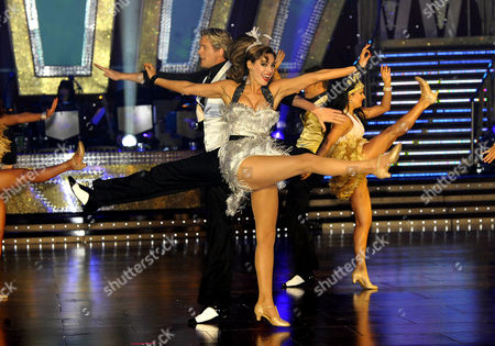 Editorial picture of Strictly Come Dancing-Live MEN Arena, Manchester, Britain - 15 Jan 2010