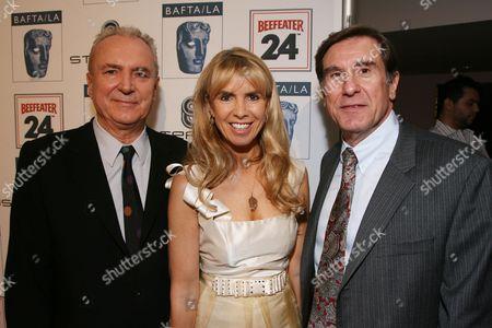 Rolf Mittweg, Julia Verdin and Don Haber
