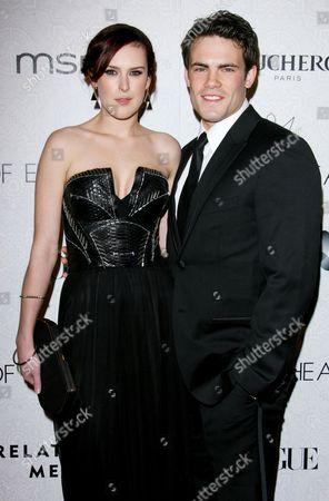 Rumer Willis and boyfriend Micah Alberti