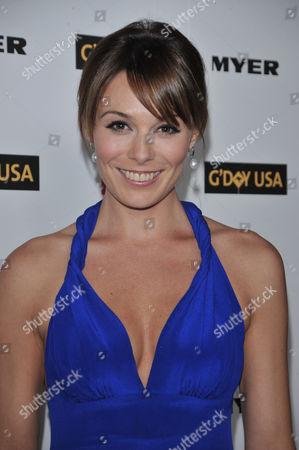 Editorial photo of G'Day USA 2010 Black Tie Gala, Los Angeles, America - 16 Jan 2010