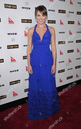 Editorial image of G'Day USA 2010 Black Tie Gala, Los Angeles, America - 16 Jan 2010
