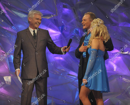 Presenters: Phillip Schofield with Bobby Davro and Molly Moenkhoff