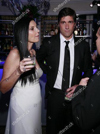 Margherita Ronchi and husband Matthew Fox