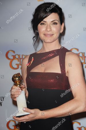 Editorial picture of The 67th Annual Golden Globe Awards, Press Room, Beverly Hilton Hotel, Los Angeles, America - 17 Jan 2010