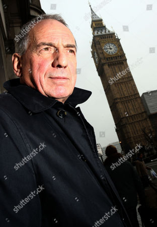 Editorial image of Kim Howells in Westminster, London, Britain - 13 Jan 2010