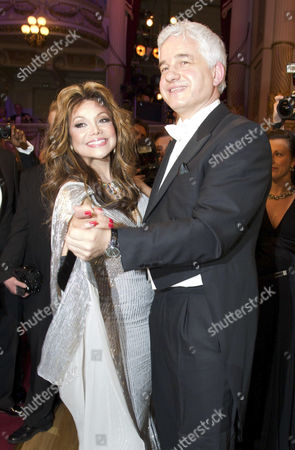 La Toya Jackson and Hans-Joachim Frey