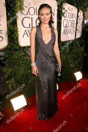 Editorial picture of The 67th Annual Golden Globe Awards, Arrivals, Beverly Hilton Hotel, Los Angeles, America - 17 Jan 2010