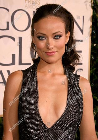 Editorial image of The 67th Annual Golden Globe Awards, Arrivals, Beverly Hilton Hotel, Los Angeles, America - 17 Jan 2010