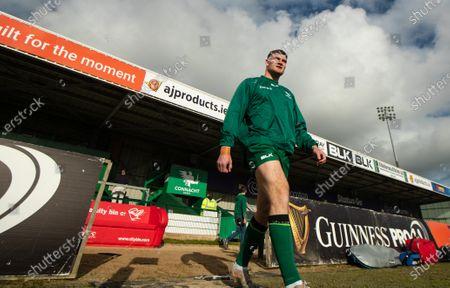 Stock Picture of Connacht vs Glasgow Warriors. Connacht's Peter Sullivan