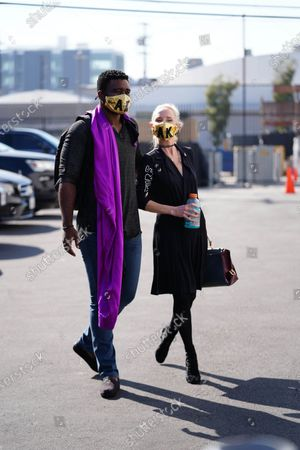 Anne Heche and Keo Motsepe