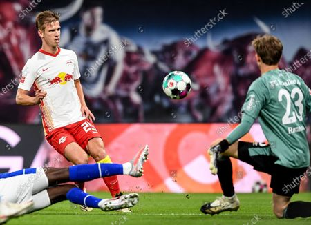 Editorial image of RB Leipzig vs FC Schalke 04, Germany - 03 Oct 2020
