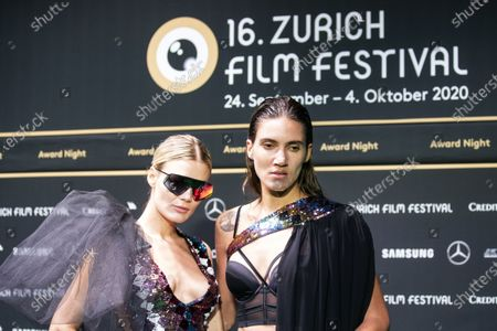 Editorial image of 16th Zurich Film Festival Awards Night, Switzerland - 03 Oct 2020