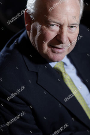 Editorial image of Sir John Parker, CEO of National Grid at his offices in London, Britain - 14 Jan 2010
