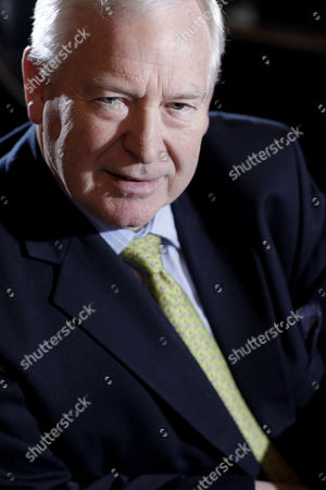 Editorial picture of Sir John Parker, CEO of National Grid at his offices in London, Britain - 14 Jan 2010