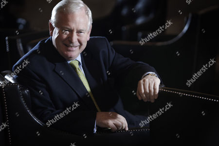 Editorial photo of Sir John Parker, CEO of National Grid at his offices in London, Britain - 14 Jan 2010