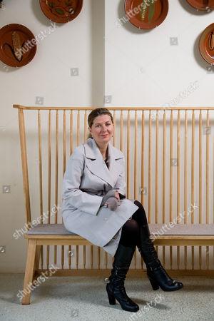Editorial photo of Ilsa Crawford, London, Britain - 01 Dec 2009