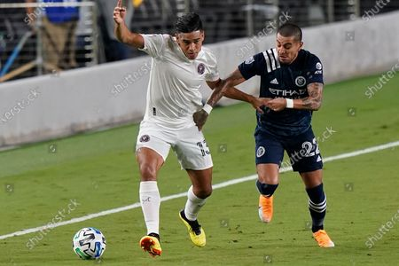 Editorial photo of MLS NYCFC Inter Miami Soccer, Fort Lauderdale, United States - 03 Oct 2020