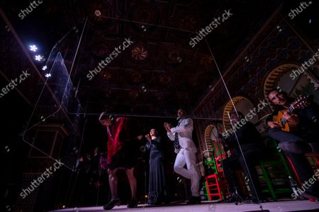 Editorial photo of Flamenco Photo Gallery, Madrid, Spain - 25 Sep 2020