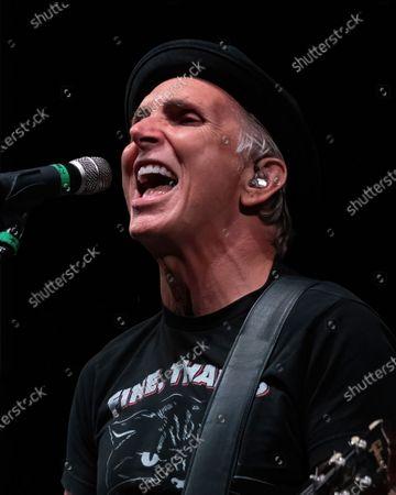 Stock Photo of Singer Art Alexakis of Everclear