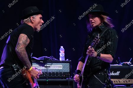 Stock Picture of Singer Art Alexakis and Dave French of Everclear