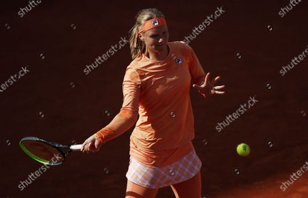 Editorial image of French Open tennis tournament at Roland Garros, Paris, France - 04 Oct 2020