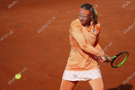 Editorial picture of French Open tennis tournament at Roland Garros, Paris, France - 04 Oct 2020