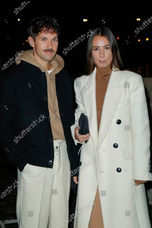 Jean Sebastien Roques and Alice Barbier