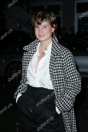 Stock Photo of Heloise Letissier a.k.a. 'Christine and the Queens'