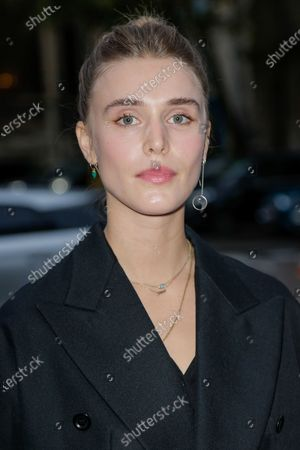 Stock Photo of Gaia Weiss