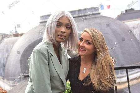 Editorial photo of Charlott presentation, Paris Fashion Week, Spring Summer 2021, France - 30 Sep 2020